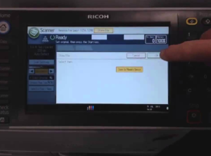 How to Use Scanner On Ricoh Printer