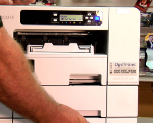 Troubleshooting Ricoh Printer