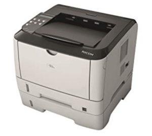 Ricoh Aficio Printer Offline