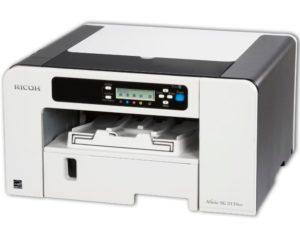 Ricoh Geljet Printer