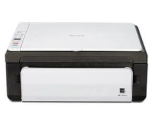 Ricoh SP100 Printer Driver Download