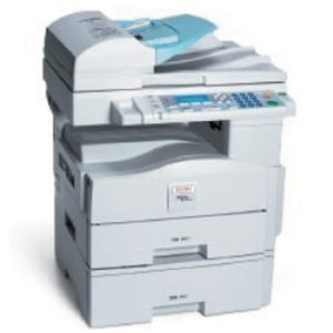 Printer Driver Ricoh Aficio