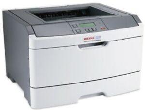 IBM Ricoh Printers