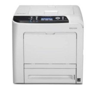 Printer Driver Ricoh Aficio SP C320dn