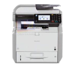 Used Ricoh Printers
