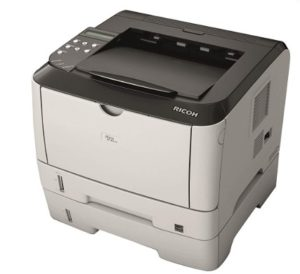 Ricoh Aficio Multifunction Printer