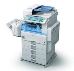 Ricoh Aficio Printer Manual