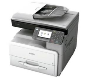 Ricoh Aficio MP 301 Drivers