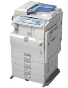 MP C3004 Color Laser Multifunction Printer